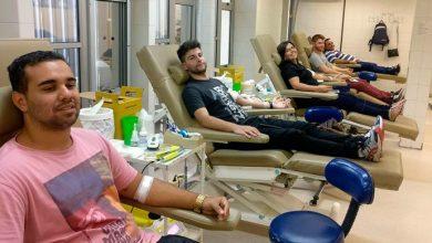 Funcionários da EPTC fazem doação de sangue 390x220 - Funcionários da EPTC fazem doação de sangue