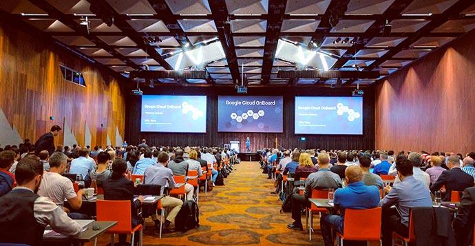 Google Cloud OnBoard - Google Cloud OnBoard 2018 vai treinar 10.000 desenvolvedores no Brasil