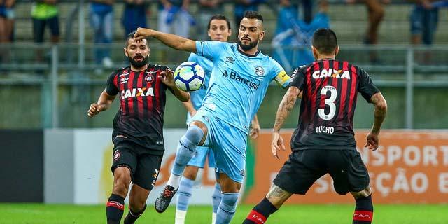 Grêmio empata sem gols pelo brasileirão 2018 2 - Grêmio empata sem gols na segunda rodada do Brasileirão