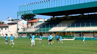 """Gurias Gremistas 390x220 - Estádio Antônio Vieira Ramos é o novo """"endereço"""" das Gurias Gremistas"""