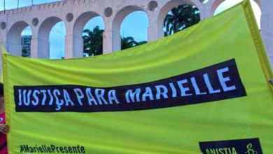 Homenagens após um mês da morte de Marielle e Anderson Gomes 2 390x220 - Homenagens após um mês da morte de Marielle e Anderson Gomes