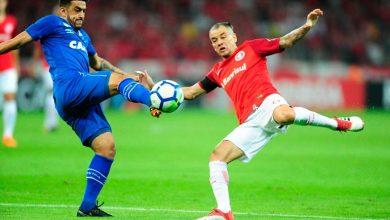 Inter empata com cruzeiro jogando no Beira Rio 1 390x220 - Inter empata com o Cruzeiro no Beira-Rio