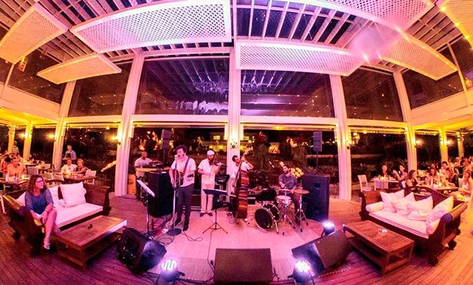 Jam Session IL Campanario Foto Bruno Ropelato - Festivais de jazz e sapateado agitam Florianópolis