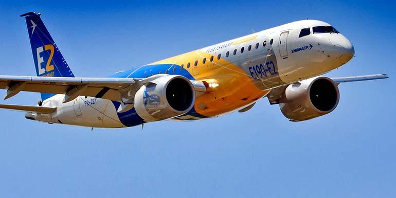 Jato da Embraer - Embraer informa que negociação com Boeing pode excluir áreas militar e executiva