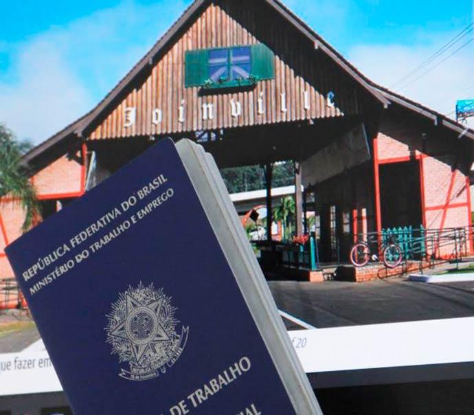 Joinville é a cidade do país que mais gerou emprego com carteira assinada em 2017 - Joinville é a cidade do país que mais gerou emprego com carteira assinada em 2017
