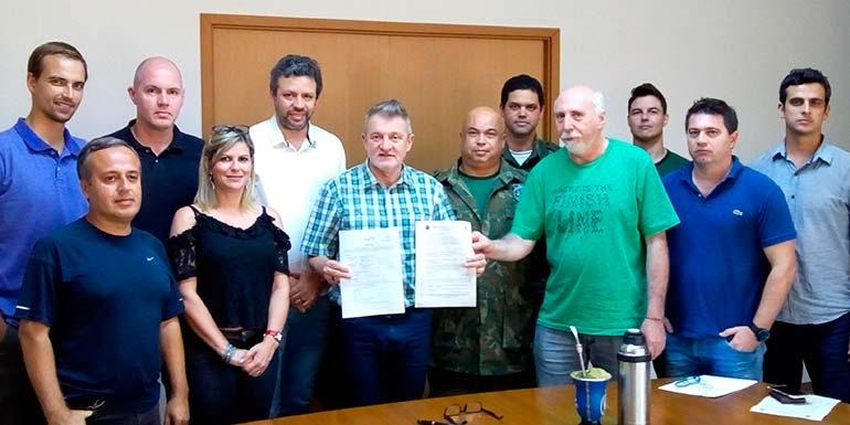 Licenciamento Aterro Sanitário em São Leopoldo - São Leopoldo recebe licenciamento para operação em aterro sanitário