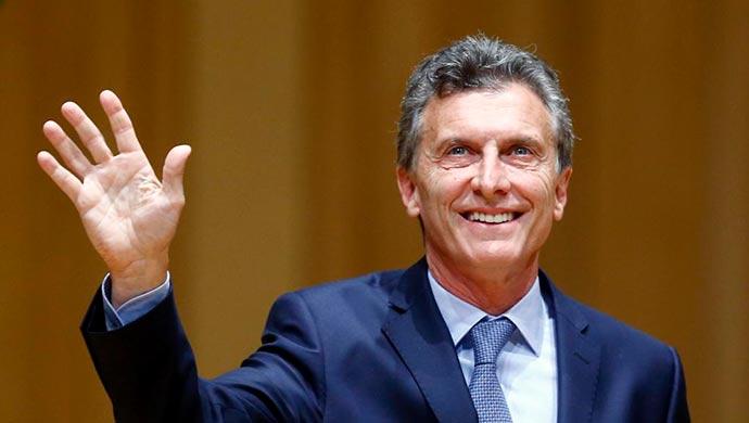 Mauricio Macri - Argentina tem dia de expectativa no mercado financeiro