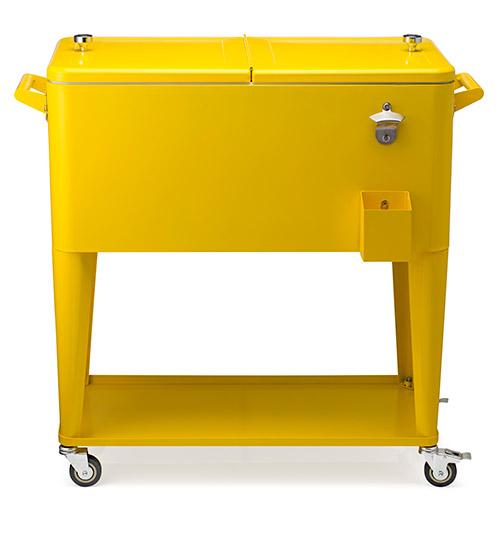 MinD Carrinho Cooler R 149900 - MinD lança produtos para fazer seu Home Bar