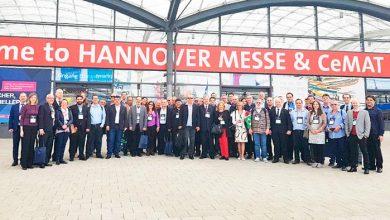 Missão da FIERGS inicia participação na feira de Hannover 390x220 - Missão da FIERGS inicia participação na feira de Hannover