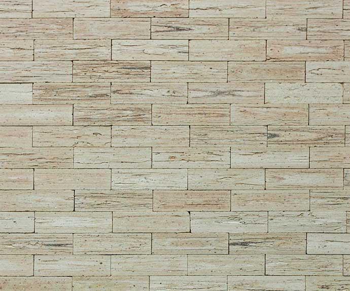 NINA MARTINELLI BRICK RYE - Novidades Nina Martinelli – Bricks com textura e temperatura de pedras naturais