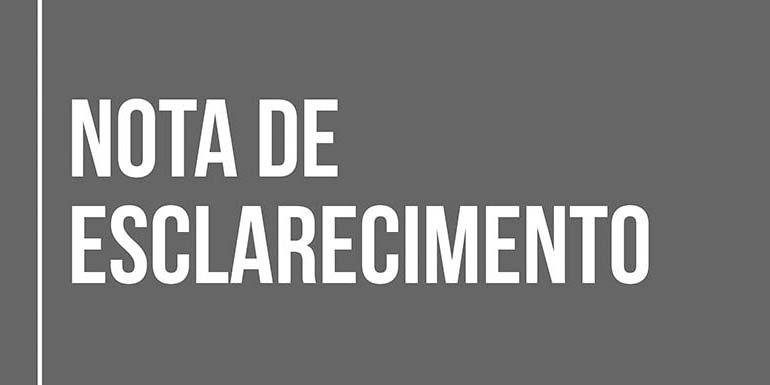 NOTADEESCLARECIMENTO PMSL - Cooperesíduos: nota de esclarecimento da Prefeitura de São Leopoldo
