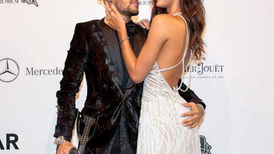 Neymar Jr e Bruna Marquezine 12 390x220 - Baile de gala do amfAR reuniu famosos em São Paulo