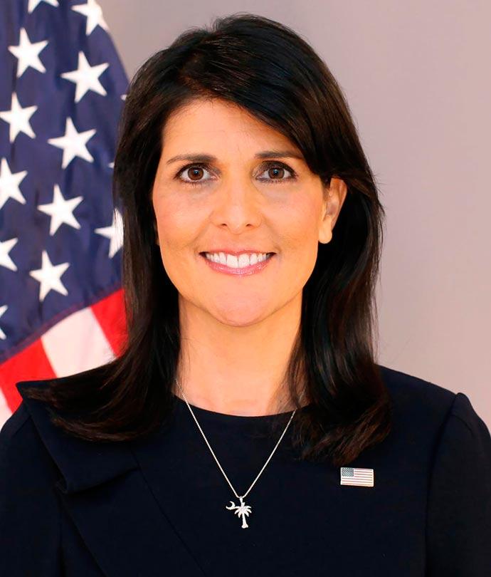 Nikki Haley - Embaixadora dos EUA diz que país proporá novas sanções à Rússia