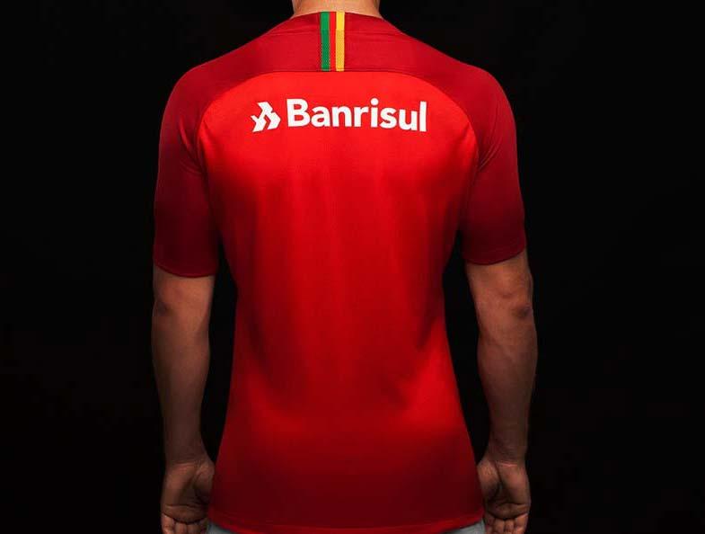 Nova camisa do Inter produzida pela Nike  cfc2121456824