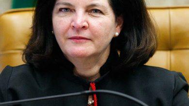Procuradora geral da República Raquel Dodge durante sessão plenária do STF 390x220 - PGR apresentou 46 denúncias contra 144 pessoas em um ano