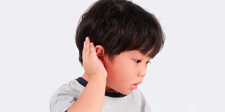 Quatro sinais de que o seu filho pode estar com problemas auditivos - Quatro sinais de que o seu filho pode estar com problemas auditivos