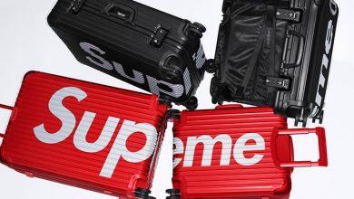 Rimowa e Supreme 390x220 - Rimowa e Supreme lançam mala exclusiva