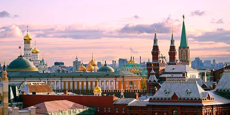 Russia Kremlin Moscou - SEMRUSH DÁ DICAS PARA QUEM VAI À RÚSSIA