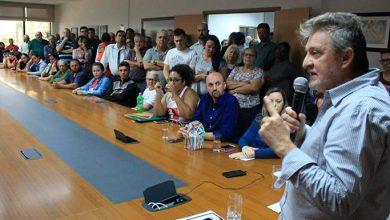 São leopoldo Posse novo secretários Ary Vanazzi 390x220 - Com mais mulheres no 1º escalão, governo de São Leopoldo formaliza nova composição no secretariado