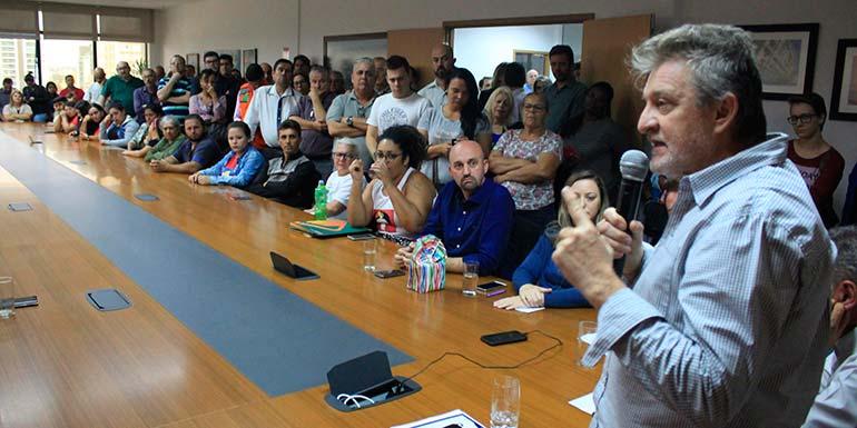 São leopoldo Posse novo secretários Ary Vanazzi - Com mais mulheres no 1º escalão, governo de São Leopoldo formaliza nova composição no secretariado
