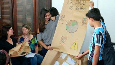 Salvando as Águas São Leopoldo 390x220 - Conferência Infantojuvenil pelo Meio Ambiente