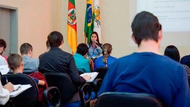 Sebrae e Corpo de Bombeiros palestraram para dezenas de pessoas na manhã desta terça feira 1 390x220 - Prefeitura de Caxias do Sul promove atividade sobre abertura de empresas