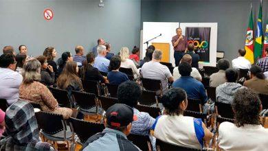 Secretário de Infraestrutura Cultural do Ministério da Cultura 390x220 - Bairro Boa Saúde recebe oficialmente o Centro de Artes e Esportes Unificados