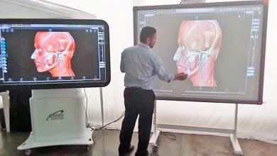Simulador anatômico 3D 390x220 - Unicamp debate métodos alternativos ao uso de cadáveres em cursos de medicina