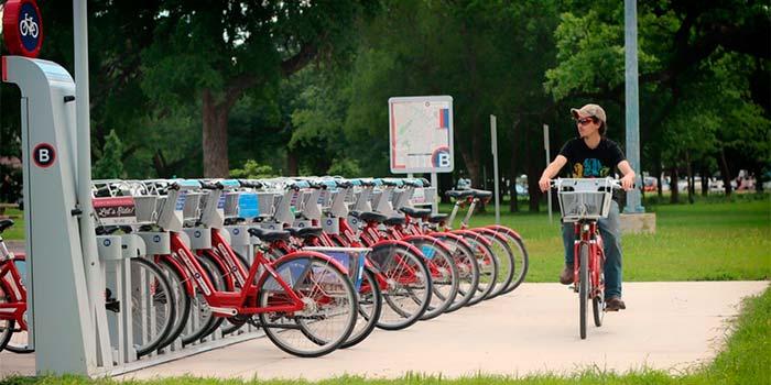 Sistema de Compartilhamento de Bicicletas - Sistema de Compartilhamento de Bicicletas
