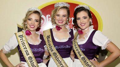 Photo of Oktoberfest de Igrejinha escolheu rainha e princesas