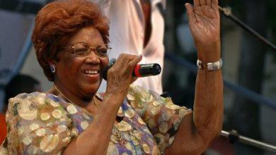 a sambista dona ivone lara   foto portal brasil 390x220 - Aos 97 anos, morre no Rio a sambista Dona Ivone Lara