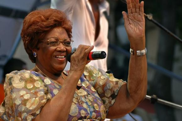 a sambista dona ivone lara   foto portal brasil - Aos 97 anos, morre no Rio a sambista Dona Ivone Lara
