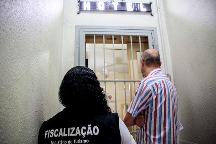cadastur fiscalizacao POA - Fiscais do MTur notificam 53% dos meios de hospedagem visitados em Porto Alegre