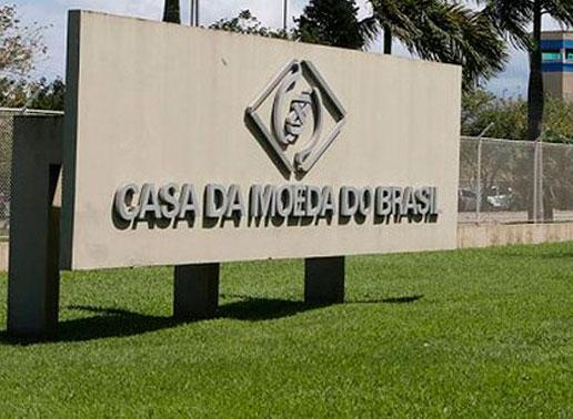 casa da moeda - Casa da Moeda demite 212 funcionários para reduzir custos