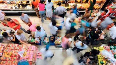 consumo 390x220 - Intenção de consumo das famílias recuou 1,7% em julho