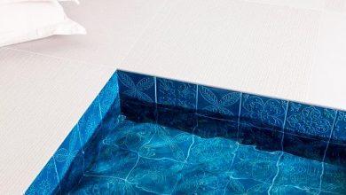 decortiles city zen granulos inox 390x220 - Decortiles lança azulejaria espanhola para piscinas