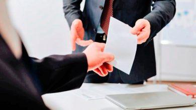demissão 390x220 - Governo registra 142 expulsões de servidores por má conduta