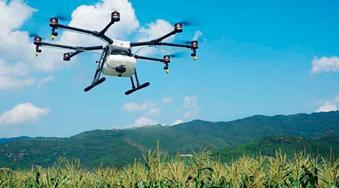 drone - Seminário sobre drones para mapeamento e topografia em São Paulo