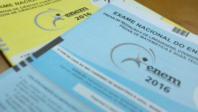enem 390x220 - Carteiras de identidade digitais não poderão ser usadas no Enem