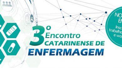 enferm 390x220 - Inscrições abertas para o  3º Encontro Catarinense de Enfermagem