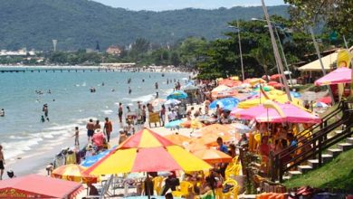 florianopolis   canasvieiras 390x220 - Número de turistas estrangeiros aumentou quase 30% em SC