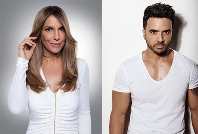 fonsi ivete - Ivete Sangalo confirma participação em show de Luis Fonsi em SP