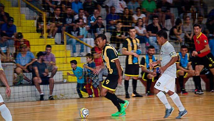 futsal esteio - 14ª Copa dos Campeões de Futsal começa em Esteio