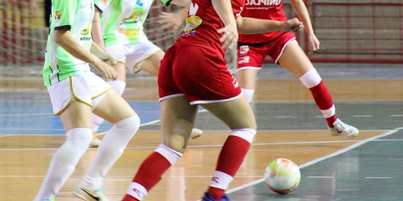 Torneio de Futsal Feminino começa na quarta-feira no Ginásio Agostinho  Cavasotto 17625506396e0