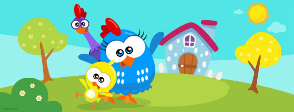 galinha pintadinha - Galinha Pintadinha Mini na maior feira de licenciamentos do mundo