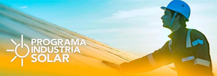 industria solar - Lages, Joinville e Criciúma recebem o Programa Indústria Solar