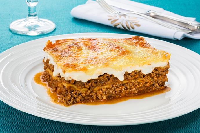 lasanha de carne - Receita de lasanha de carne