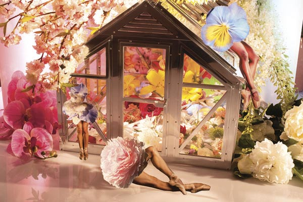 laurie simmons greenhouse web  - Tiffany & Co. lança linha Home & Accessories na Europa
