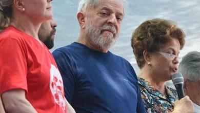 lula 2 390x220 - Lula tem pedido negado para ir ao velório do irmão