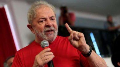 lula 390x220 - Ministro do STJ envia recurso de Lula ao Supremo